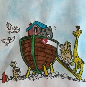 arca di Noè Elisa