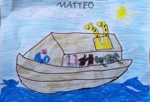 arca di noè perthesitalia matteo